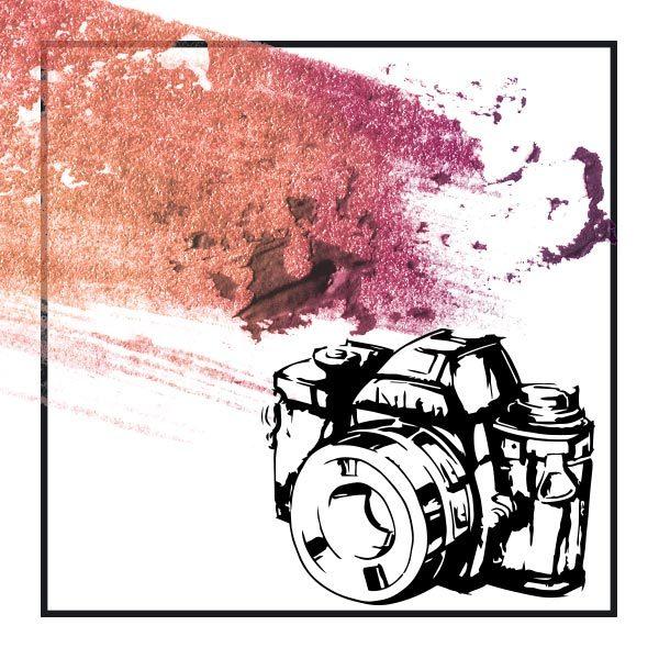 disegno di una macchina fotografica