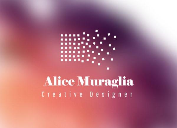 Alice Muraglia Creative Designer Logo