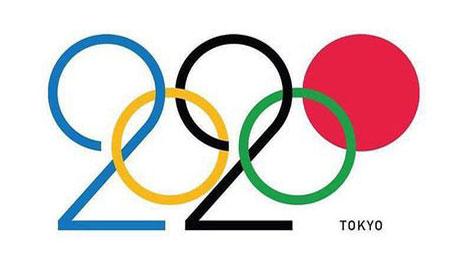 logo non ufficiale olimpiadi tokyo 2020