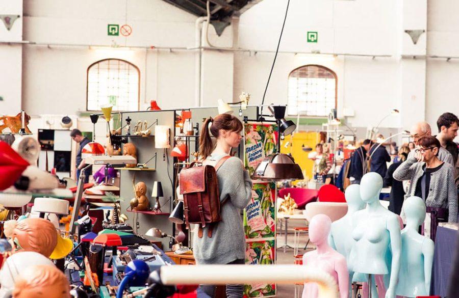 Bruxelles design market