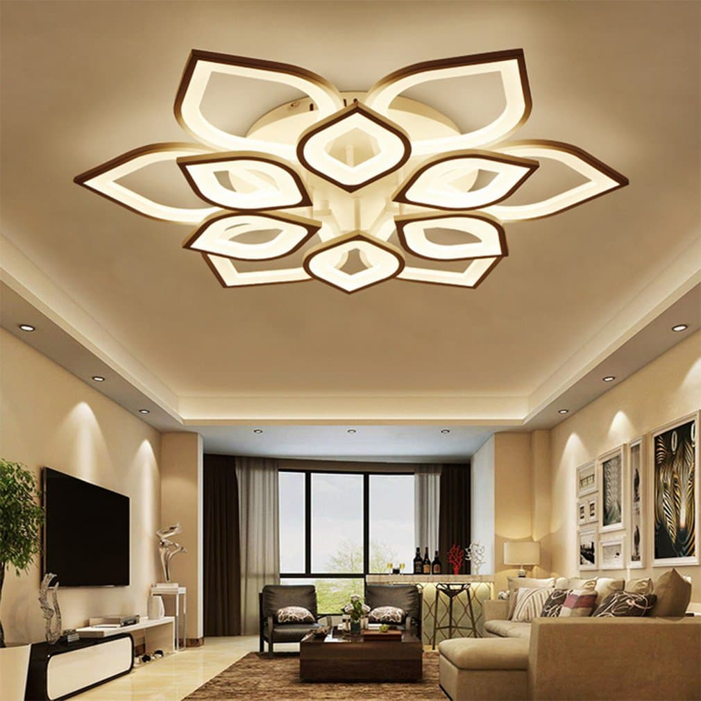 plafoniera led da soffitto