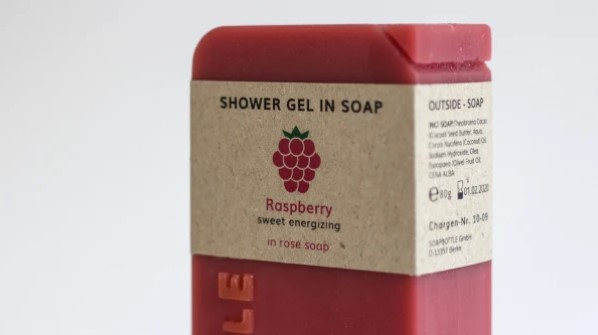 confezione in sapone