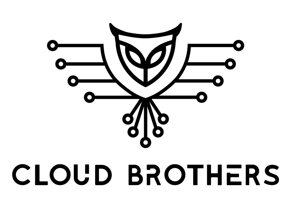 CloudBro-logo-owl-tech-01